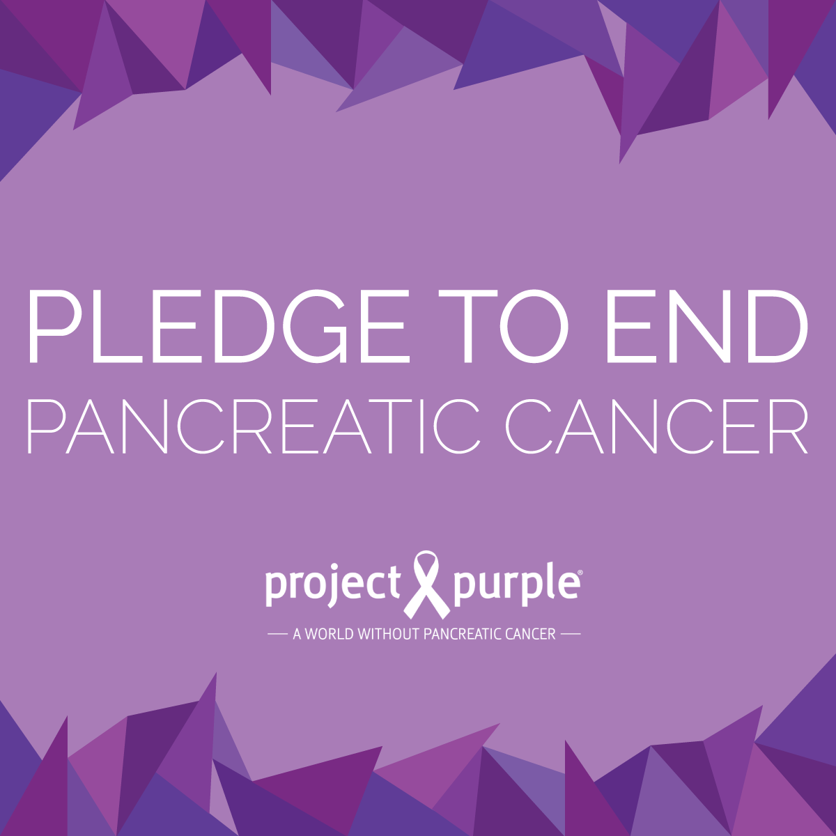 Pledge to End Pancreatic Cancer