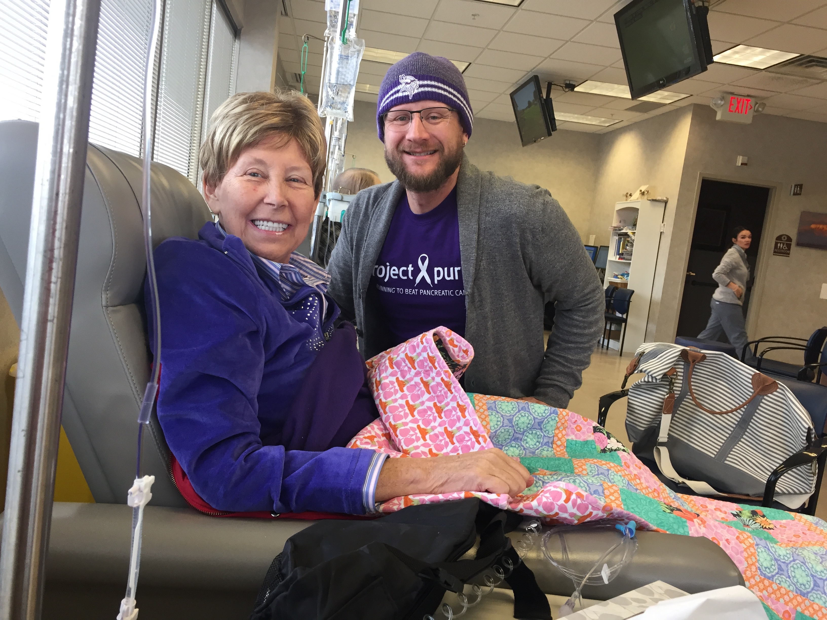 Mother's Day Pancreatic cancer